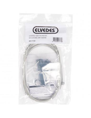 Elvedes Univ Kabel Splitter Set