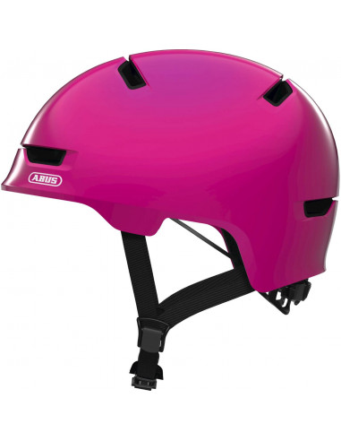 Abus helm Scraper Kid 3.0 shiny pink...