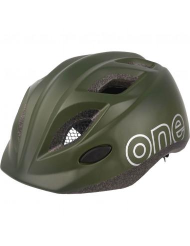 Bobike helm One plus S olive green