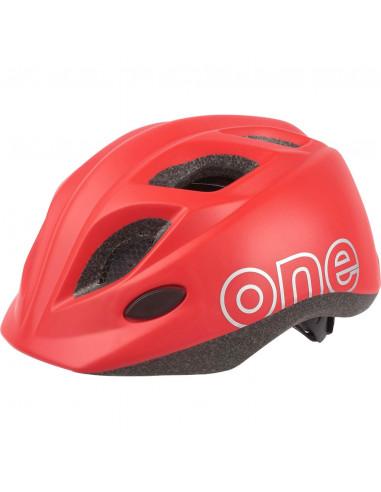 Bobike helm One plus S strawberry red