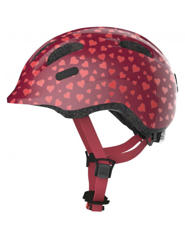 Abus helm Smiley 2.0 cherry heart S...