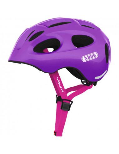 Abus helm Youn-I sparkling purple M...
