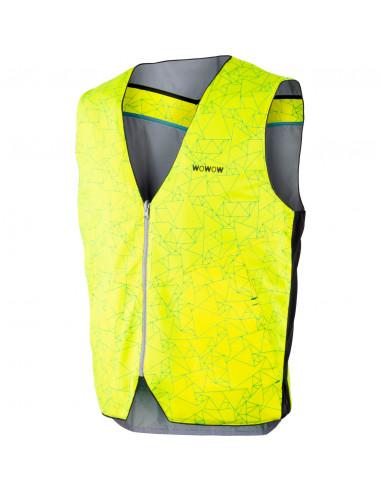Wowow hesje Copenhagen jacket S yellow