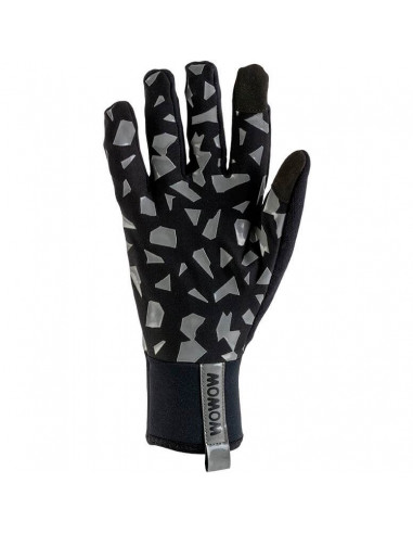 Wowow handschoen Early fog XL black