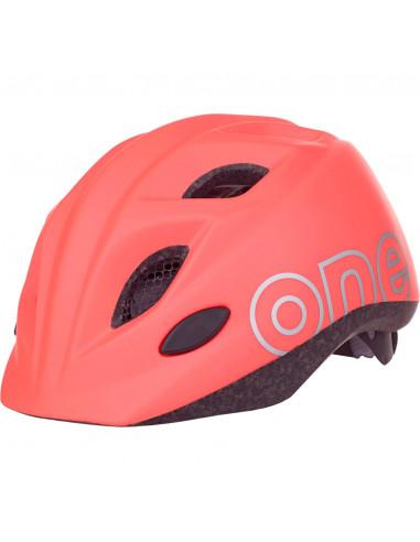 Bobike helm One plus S fierce flamingo