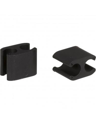 Elvedes kabelclip Duo 2,5 - 5mm doos...
