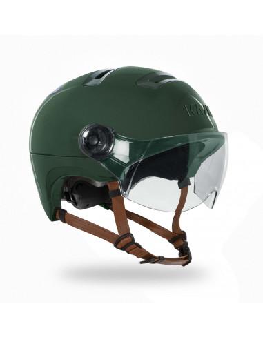 Kask URBAN R - Metal Green