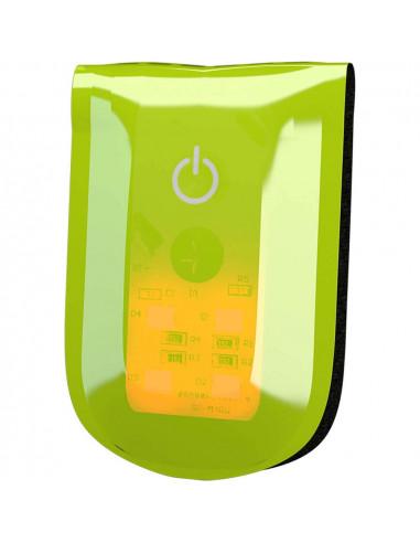 Wowow Magnetlight yellow rode LED