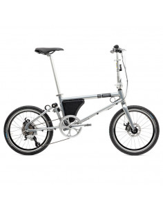 Ahooga Folding Bike Power +