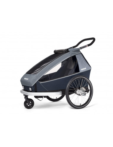 Croozer Kid Vaaya 1 Graphite blue