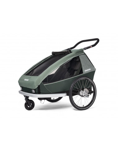 Croozer Kid Vaaya 2 Jungle green