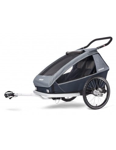 Croozer Kid Vaaya 2 Graphite blue