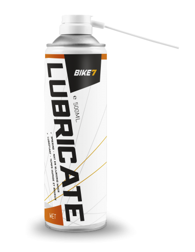 Bike 7 Lubricate Wet