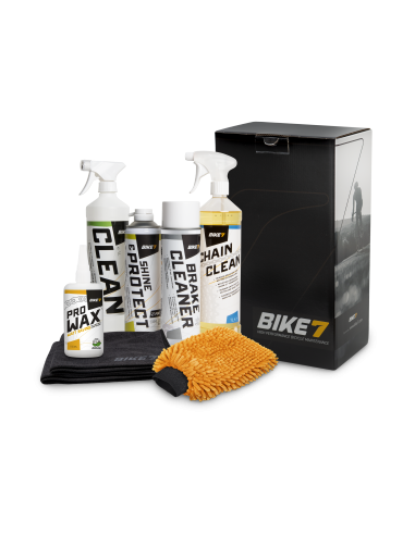 Bike 7 Carepack Wax