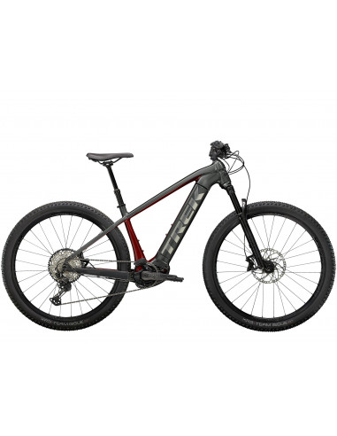 Trek Powerfly 7 Lithium Grey/Crimson