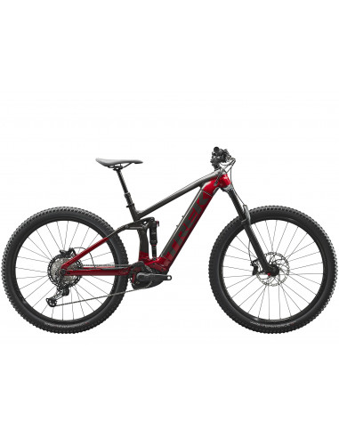 Trek Rail 7 Dinster Black/Rage Red