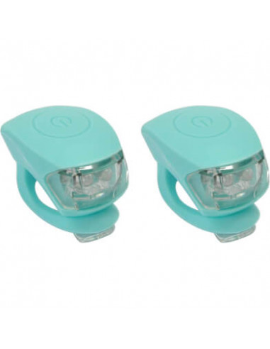 UP Siliconen LED Fietslampjes set...