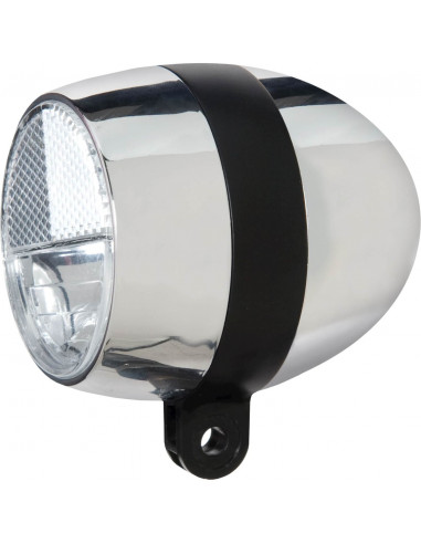 Cortina koplamp Amsterdam batt chroom...