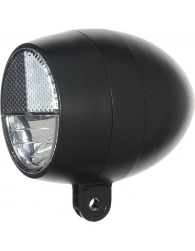 Cortina koplamp Amsterdam batt zwart