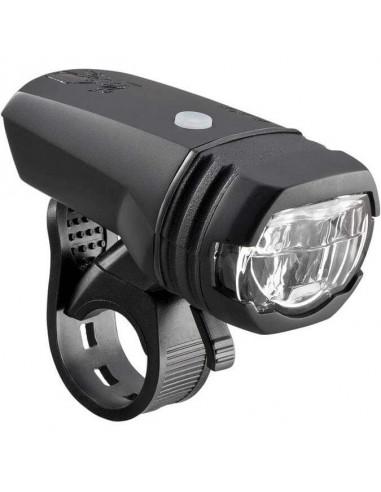 Axa koplamp Greenline 50 Lux Usb