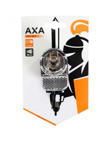 Axa koplamp Pico30 E-bike aan/uit 6-42v