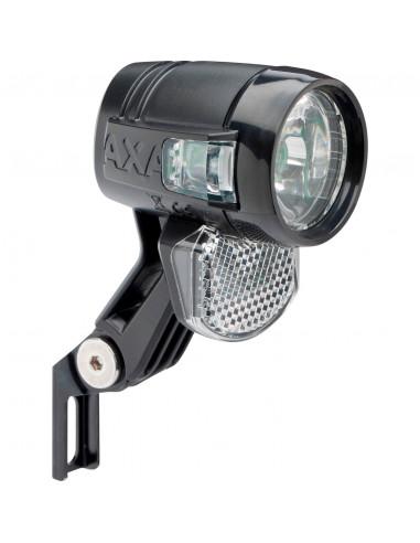 Axa koplamp Blueline 30 Lux Steady Aut