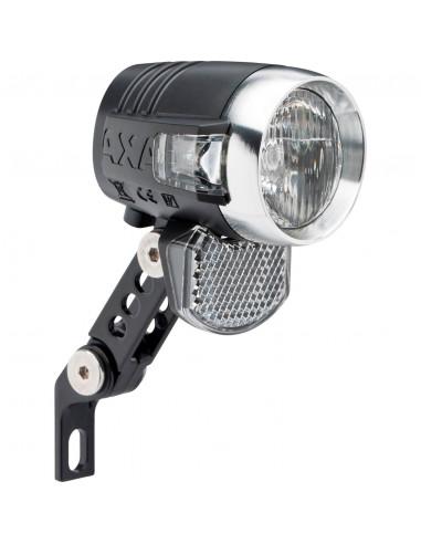 Axa koplamp Blueline 50 Lux Steady Aut