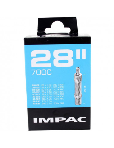 Impac bnb DV28 x 1.10 - 1.75 hv 40mm