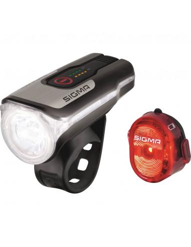 Sigma verlichtingset Aura 80 + Nugget II