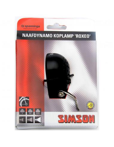 Simson koplamp Roxeo naafdyn
