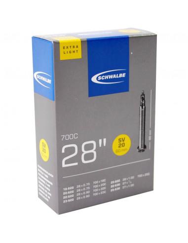 Schwalbe bnb SV20 Extra Light 28 x...
