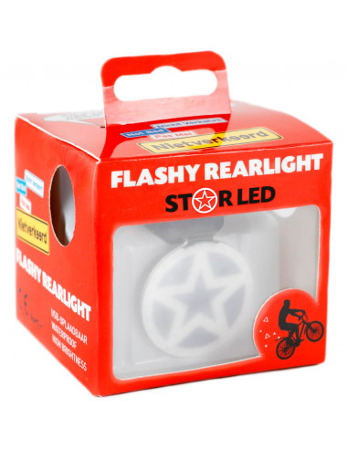 NV a licht flashy star led