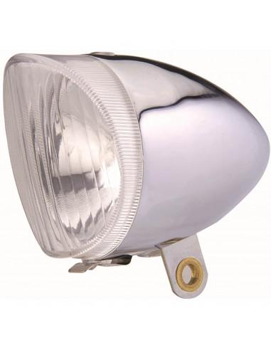 Union koplamp UN-4290 Holland staal chr