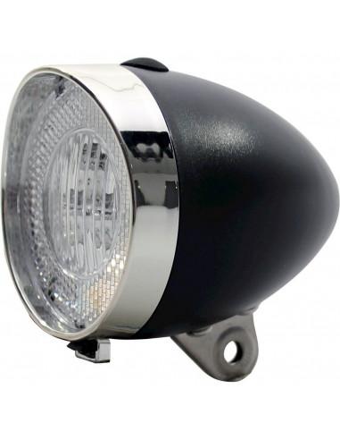 Union koplamp UN-4900 Retro Plus batt zw