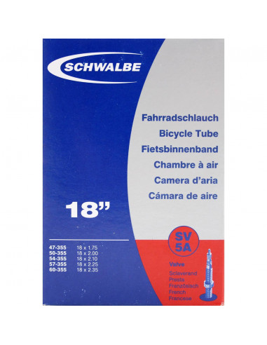 Schwalbe bnb SV5A 18 x 1.75 - 2.35 fv...
