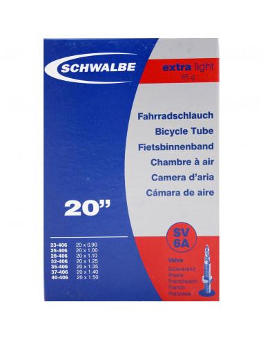 Schwalbe bnb SV6A Extra Light 20 x...