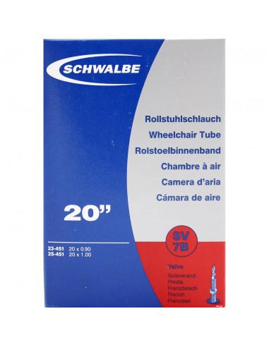 Schwalbe bnb SV7B 20 x 0.90 - 1.00 fv...