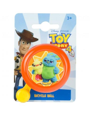 Widek kinderbel Toy Story 4 oranje op...