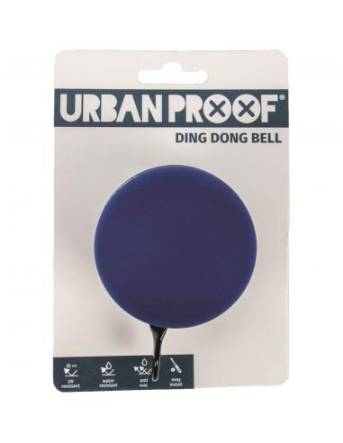 UP bel Ding Dong 60mm mat blauw / groen