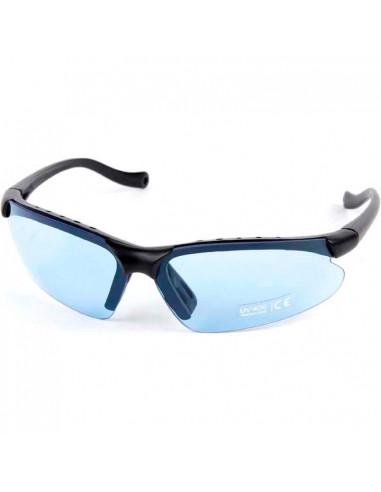 Mirage bril+ tas bl sm en blank glas