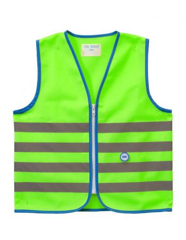 WoWoW Fun Jacket Groen